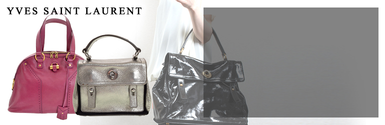 イブサンローラン YNES SAINT LAURENT YSL