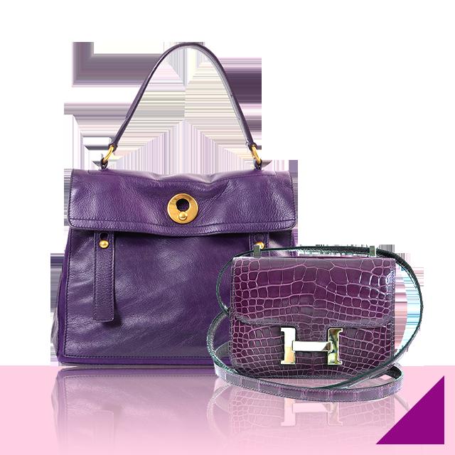 パープル 紫