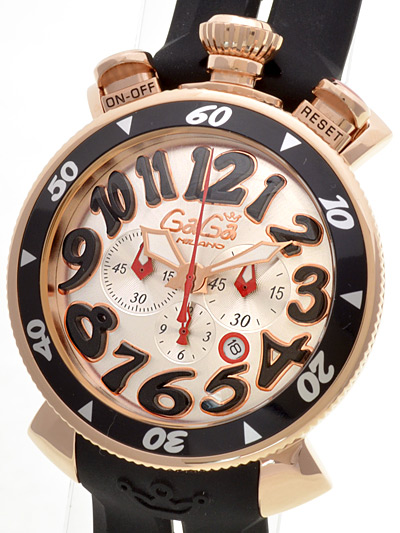 reputable site af29d f8f6a No.1大特価!】 gaga milano、gagaの時計 【数量限定】