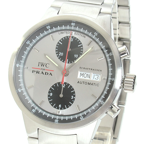 IWC for PRADA  IW370802