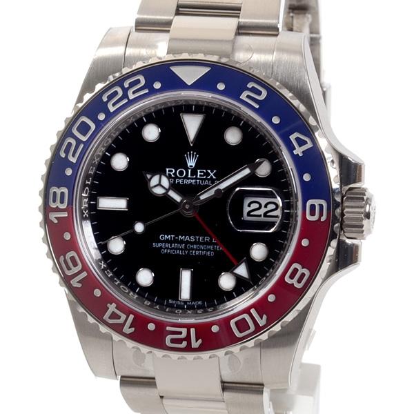 GMTマスター2  116719BLRO