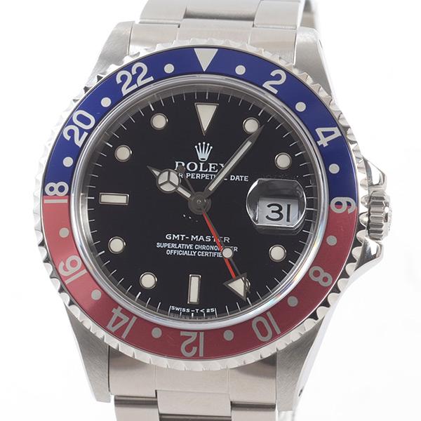 GMTマスター  16700RD/BL