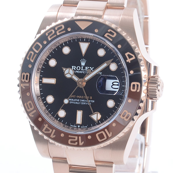 size 40 8e85e 17c5f ロレックス ROLEX GMTマスター2 116710LN メンズ腕時計 新品 ...