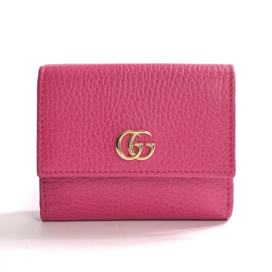 グッチ 3つ折り式コンパクト財布