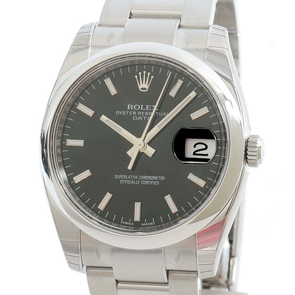 finest selection 0d4fd a9790 ロレックス ROLEX オイスターパーペチュアルデイト 115200 ...