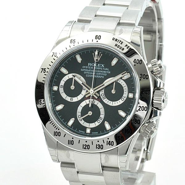 huge selection of f35d9 004b6 ロレックス ROLEX コスモグラフ デイトナ 116520 メンズ腕時計 ...