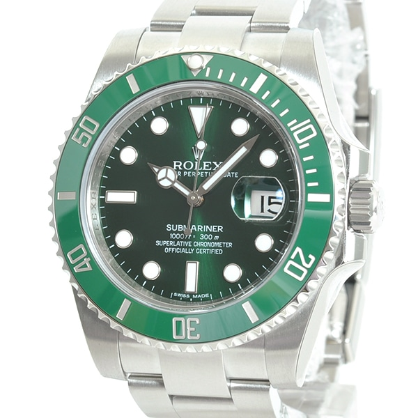 outlet store ed603 9a9c4 ロレックス ROLEX サブマリーナデイト 116610LV メンズ腕時計 ...