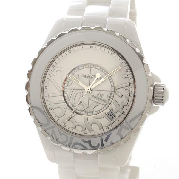 pretty nice abdf6 ed13f シャネル CHANEL J12 グラフィティ 38mm H5240 メンズ腕時計 ...