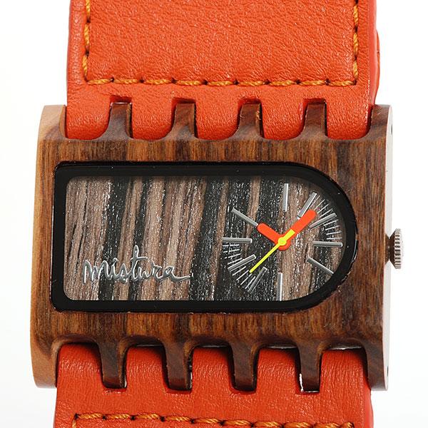 ミスチュラタイムピース Mistura Timepieces フェロ オレンジ 新品