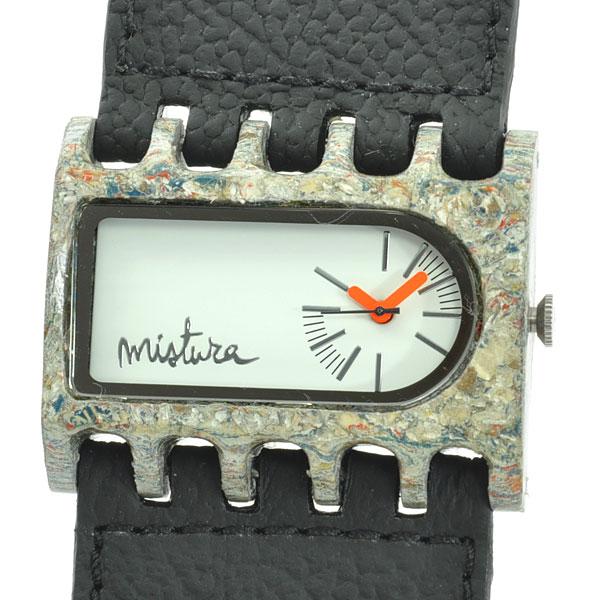 ミスチュラタイムピース Mistura Timepieces フェロ PAP ブラック 新品