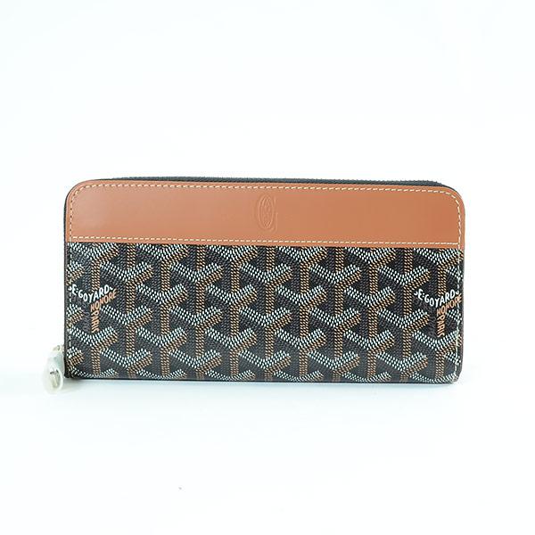 ゴヤール GOYARD ラウンドファスナー式財布 未使用品