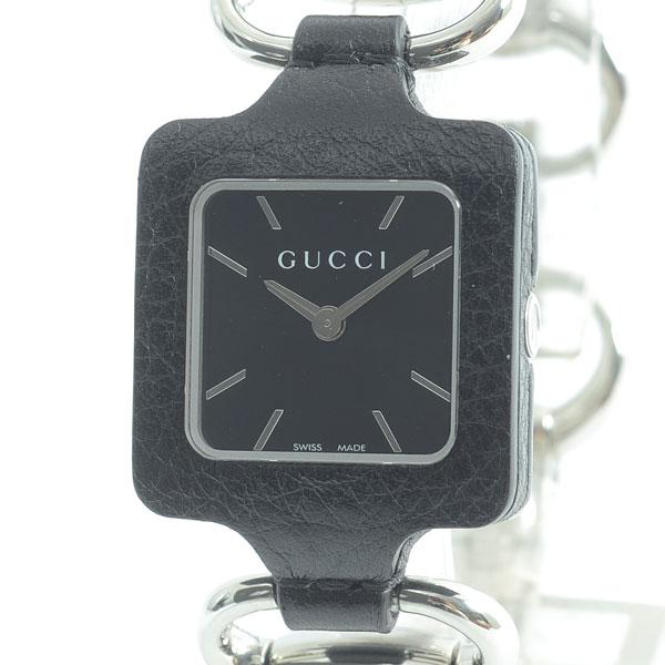 グッチ GUCCI レディース腕時計 YA130402 未使用品