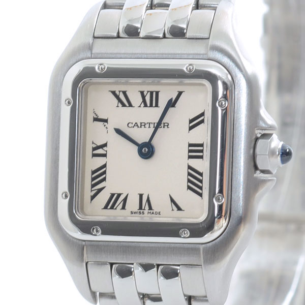 カルティエ Cartier パンテールSM W25033P5 中古A品