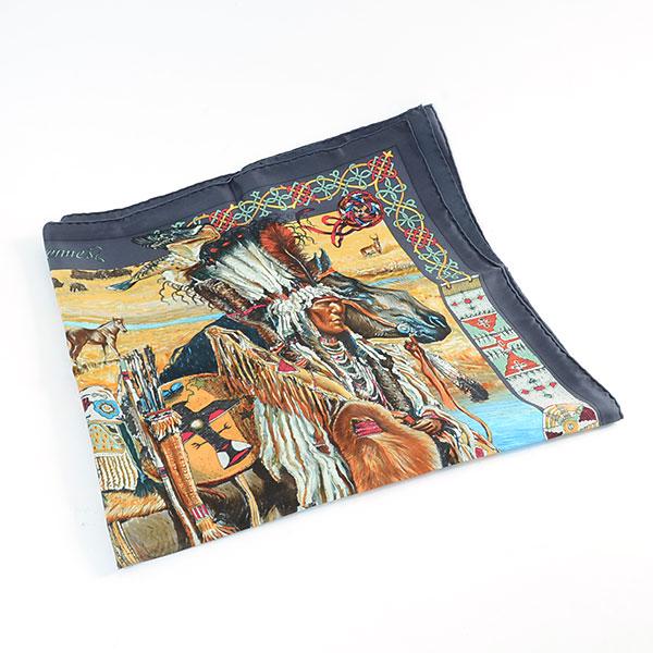 エルメス HERMES スカーフ 中古A品