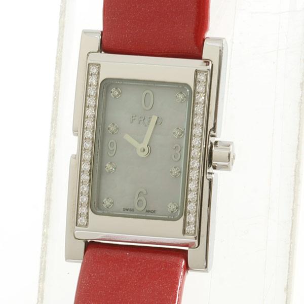フレッド FRED レディース腕時計 F0051112 中古A品