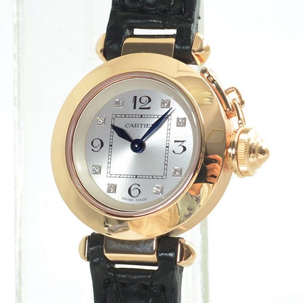 カルティエ Cartier ミスパシャ WJ124028 中古A品