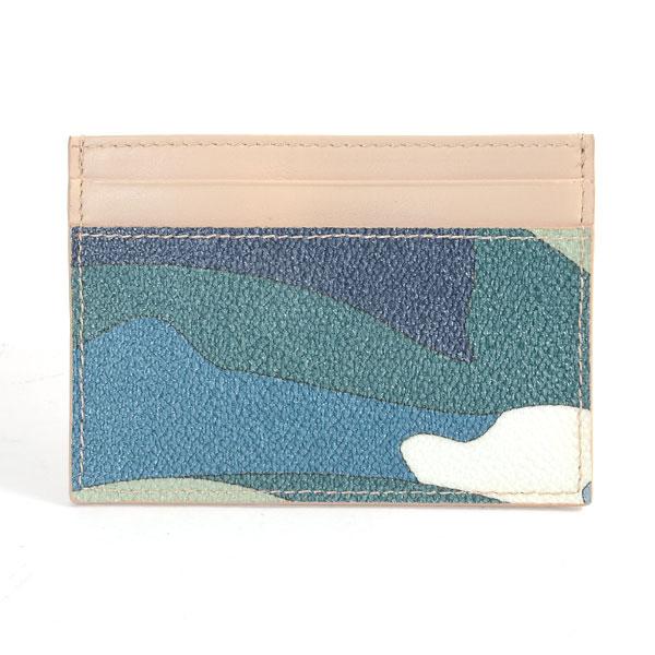 エミリオ・プッチ Emilio Pucci カードケース 未使用品