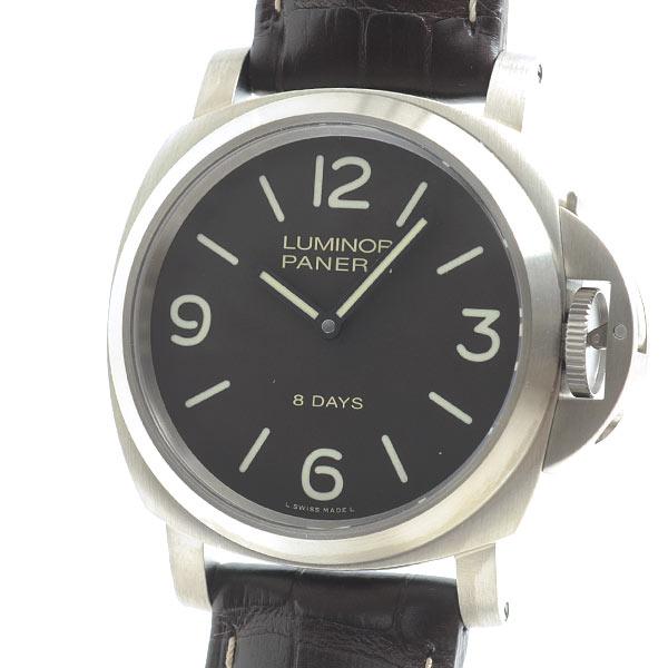パネライ PANERAI ルミノールベース 8デイズ チタニオ PAM00562 未使用品