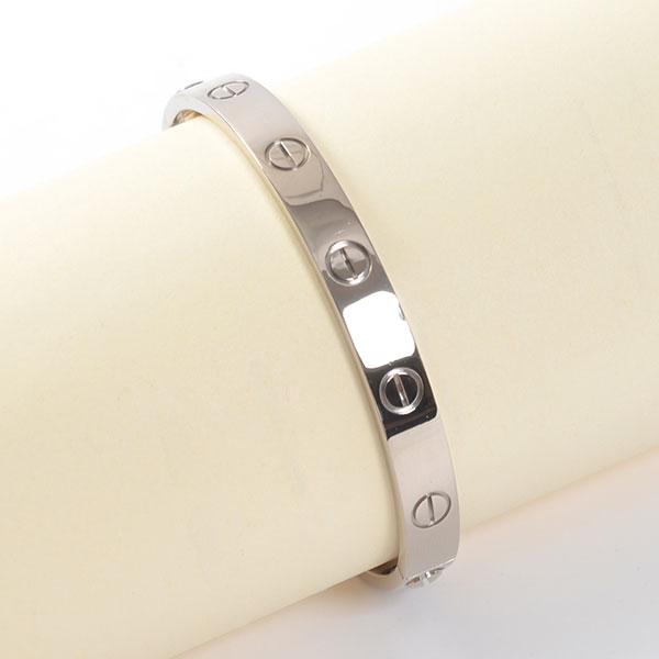 カルティエ Cartier ラブブレス B6035416 中古A品