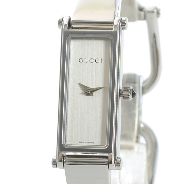 グッチ GUCCI レディース腕時計 1500L 中古A品