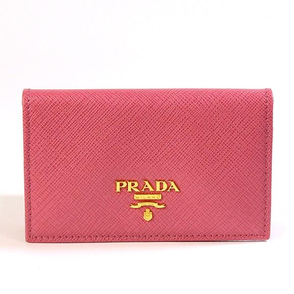 プラダ PRADA カードケース 1MC122 未使用品