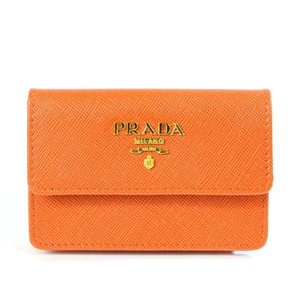 プラダ PRADA カードケース 1M0081 未使用品