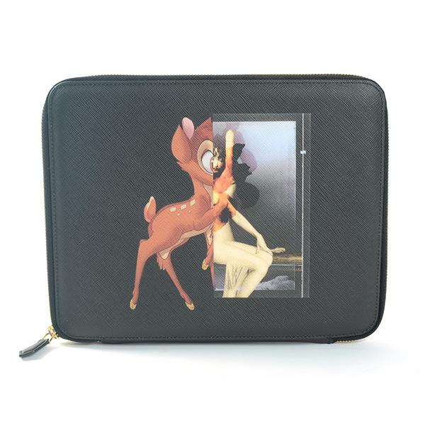 ジバンシー GIVENCHY iPadケース BC06421339 中古A品