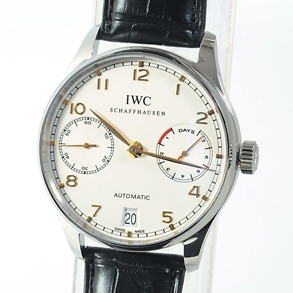 アイダブリュシー IWC ポルトギーゼ・オートマティック IW500114 中古A品