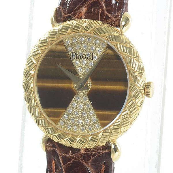 ピアジェ PIAGET レディース腕時計 中古A品