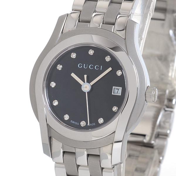 グッチ GUCCI レディース腕時計 5500L 中古A品