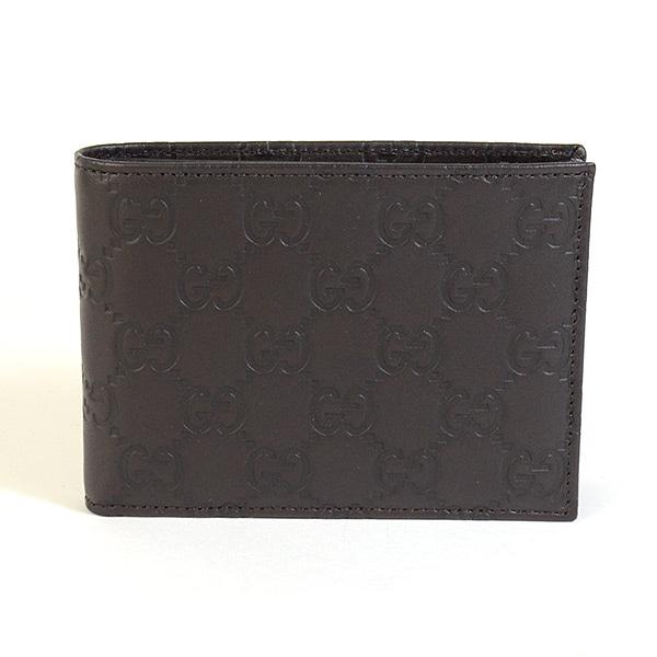 グッチ GUCCI 2つ折り式財布 292534 未使用品