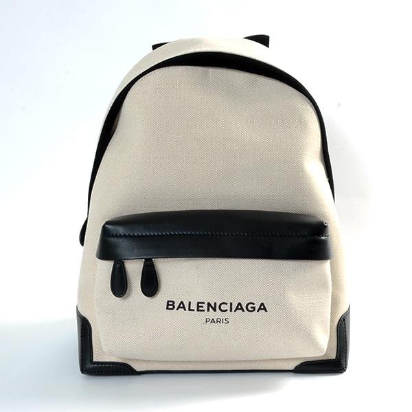 バレンシアガ BALENCIAGA ネイビーリュック 409010 未使用品