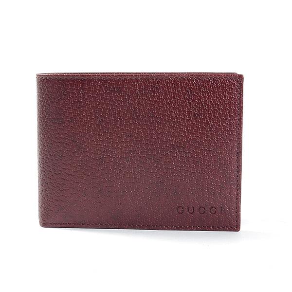 グッチ GUCCI 2つ折り式財布 278596 未使用品