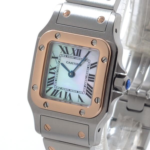カルティエ Cartier サントスガルベ W20103C4 中古A品