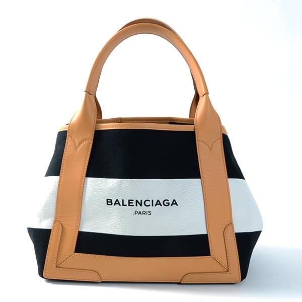 バレンシアガ BALENCIAGA カバストートバッグS 339933 中古A品