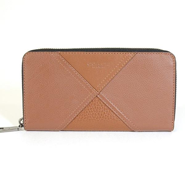コーチ COACH ラウンドファスナー式財布 F56604 未使用品