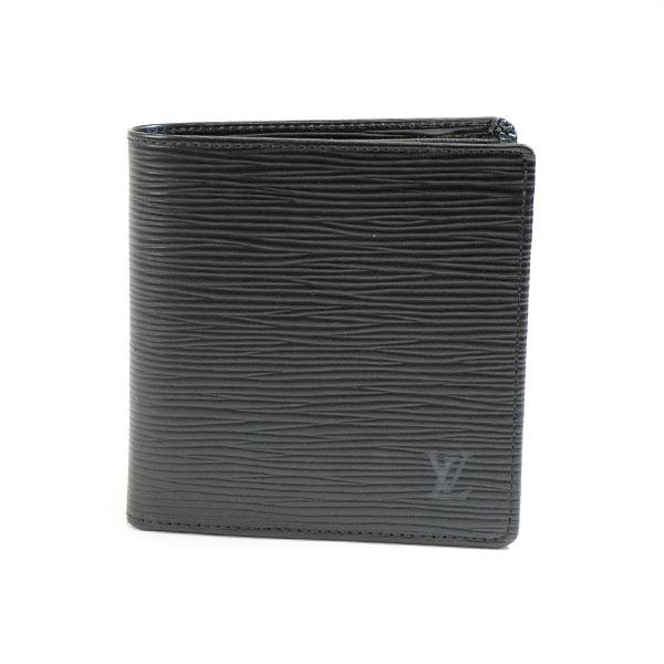 ルイヴィトン LOUISVUITTON 2つ折り式財布 M63542 中古A品