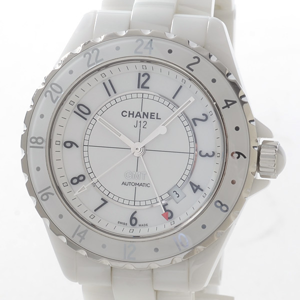 シャネル CHANEL J12 GMT 42mm H2126 中古A品