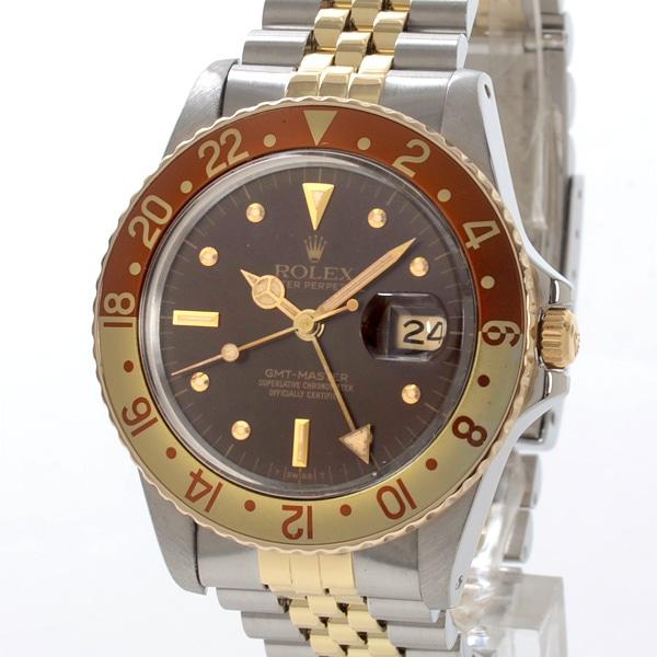 ロレックス ROLEX GMTマスター 16753 中古A品