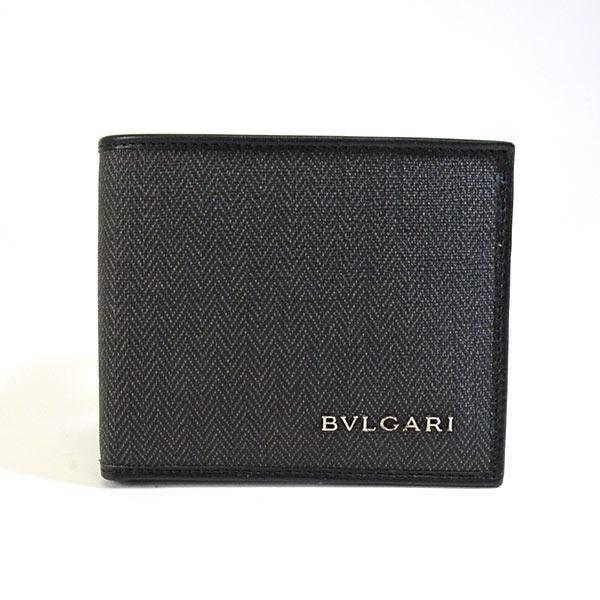 ブルガリ BVLGARI 二つ折り財布 32580 中古A品