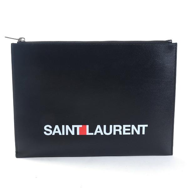 サンローラン Saint Laurent クラッチバッグ 397294 未使用品
