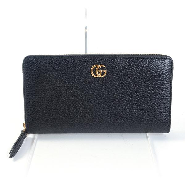 グッチ GUCCI ラウンドファスナー式財布 456117 未使用品