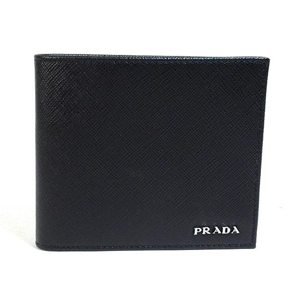 プラダ PRADA 2つ折式財布 2M0738 未使用品