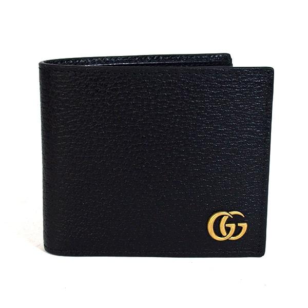 グッチ GUCCI 2つ折式財布 428725 未使用品