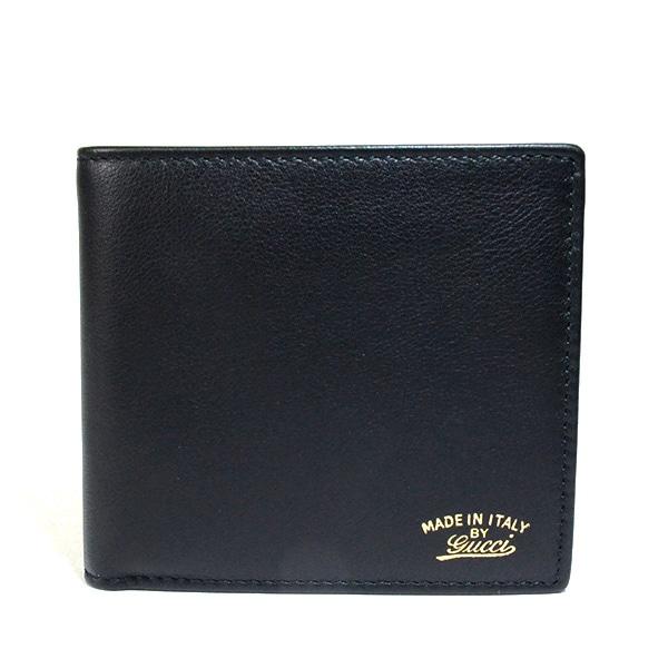 グッチ GUCCI 2つ折式財布 308790 未使用品