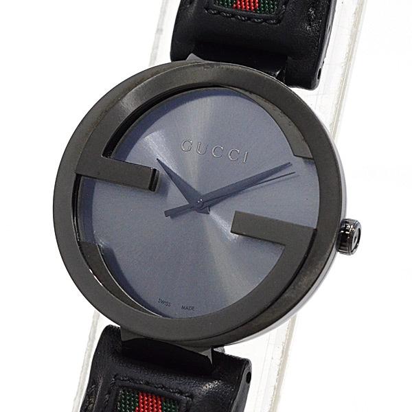 グッチ GUCCI メンズ腕時計 YA133206 中古A品