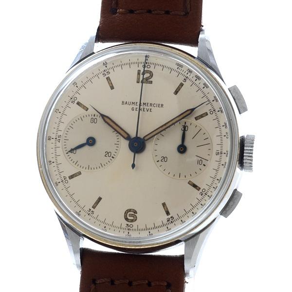 ボームアンドメルシー BAUME&MERCIER メンズ腕時計 431372 中古A品