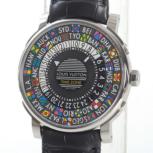 ルイヴィトン LOUISVUITTON エスカルタイムゾーン Q5D200 中古A品