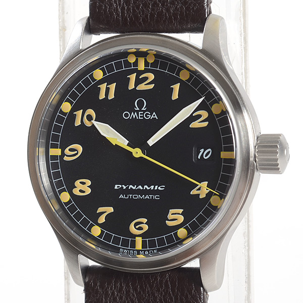 オメガ OMEGA メンズ腕時計 166.0310 中古A品