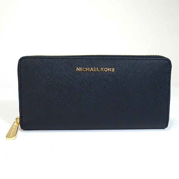マイケルマイケルコース MICHAEL MICHAEL KORS ラウンドファスナー式財布 32S3GTVE3L 未使用品